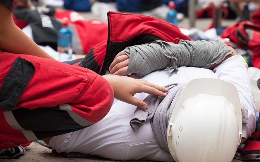 Hva du må vite når arbeidsulykken rammer